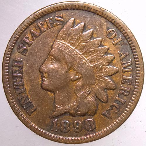 1898 Indian Head Cent #31