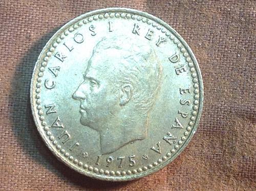 1975 (79) Spain 1 Peseta