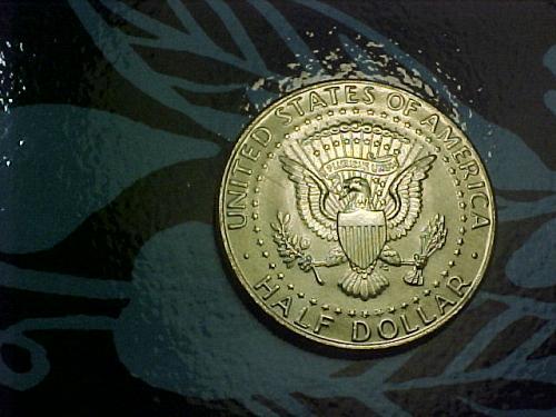 2007 P KENNEDY HALF DOLLAR       ak25