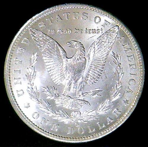 1900 O PL   Morgan Dollars Early Silver Dollars  V3P2R4