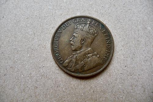 Canada 1917 Large Cent