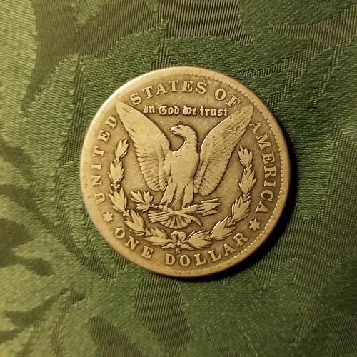 1904-S Morgan Dollar