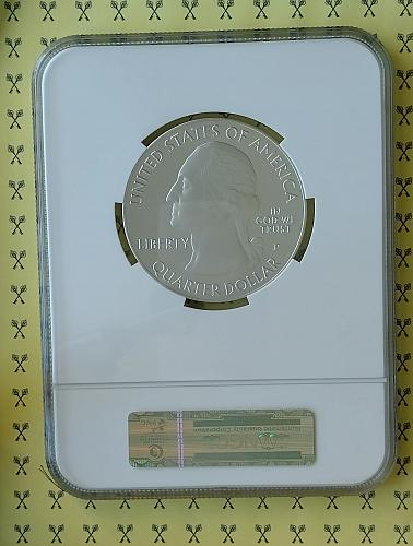 2013P 5 Oz SILVER Fort McHenry National Monument PERFECT NGC SP 70 Early Release