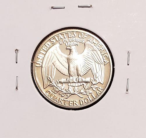 1984-S Proof Washington Quarter