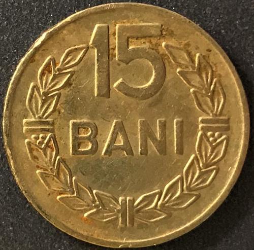 Romania - 1966 - 15 Bani [#1]