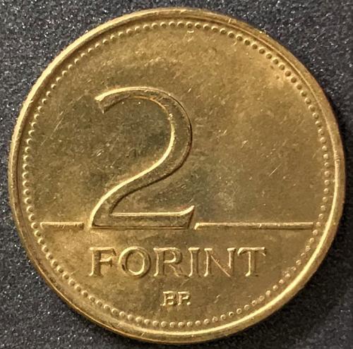 Hungary - 1995 - 2 Forint