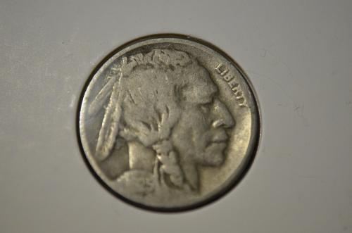 1925 D Buffalo Nickels Nice F12