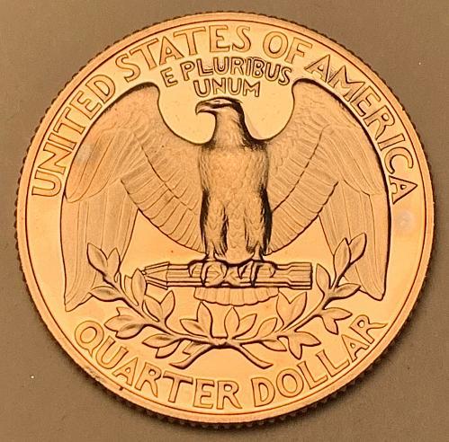 1992-S Proof Washington Quarter [BSWQ 642]