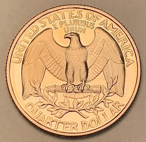 1995-S Proof Washington Quarter [BSWQ 646]