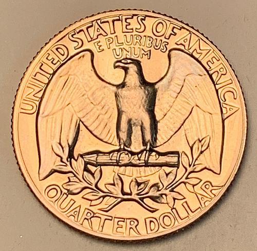 1972-S Proof Washington Quarter [BSWQ 674]