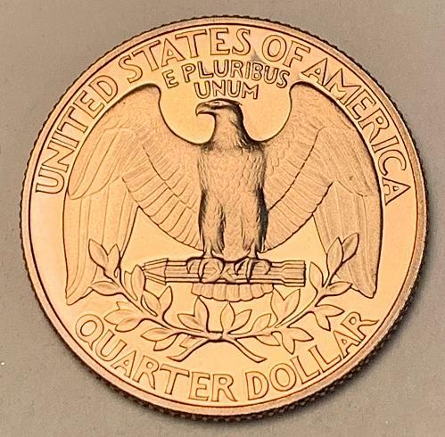 1988-S Proof Washington Quarter [BSWQ 685]