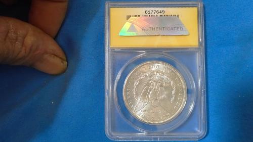 122 YEAR OLD MINT STATE 65  1899 0 MORGAN DOLLAR MS 65  (RARITY) ITEM # 195