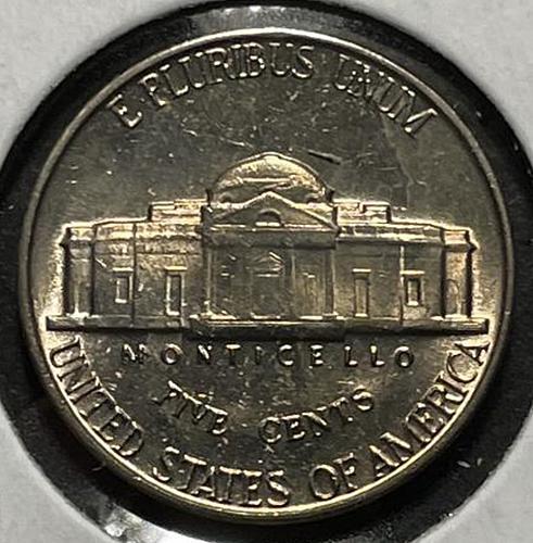 1960 Jefferson Nickels Pre-War Composition. V3P4R4C2