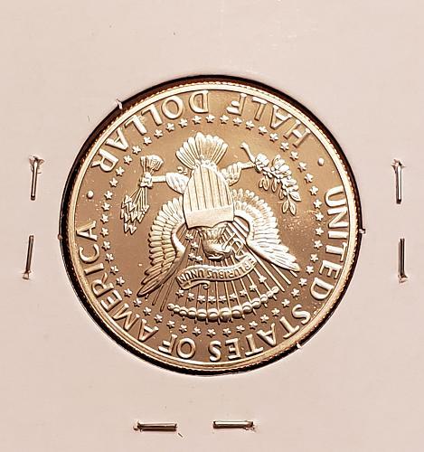 1995- S Kennedy Half Dollar -Proof