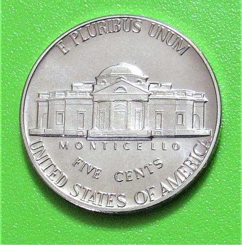 1973-S 5 Cents - Jefferson Nickel - Cameo Proof