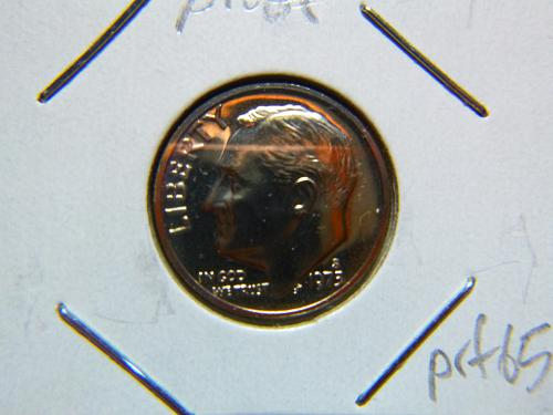 1973 S Roosevelt Dimes