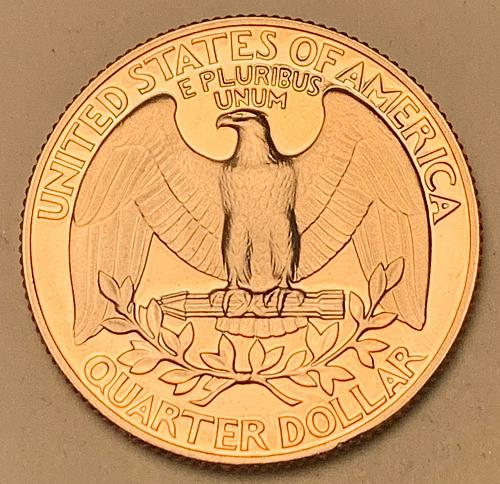1990-S Proof Washington Quarter [BSWQ 699]