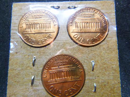 1969 S Lincoln Memorial Cent Small Cents