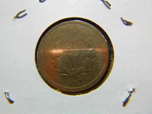 1905 P Liberty Nickels