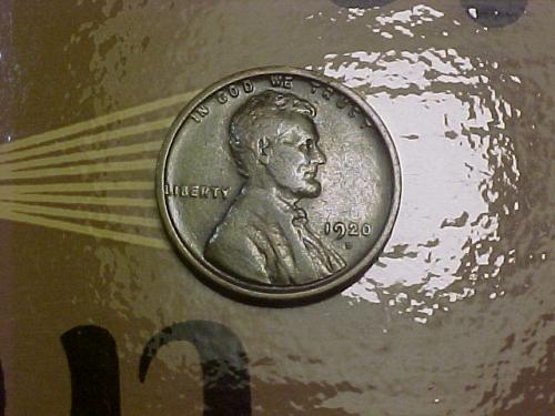 1920, 1920 D, AND 1920 S LINCOLN CENTS           am83