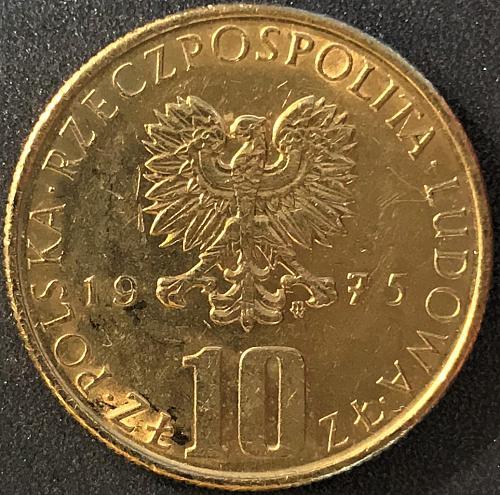Poland - 1975 - 10 Zlotych [#2]
