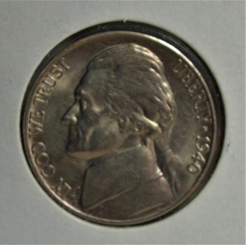 1940 D Jefferson Nickel BU - with 6 FULL STEPS!!