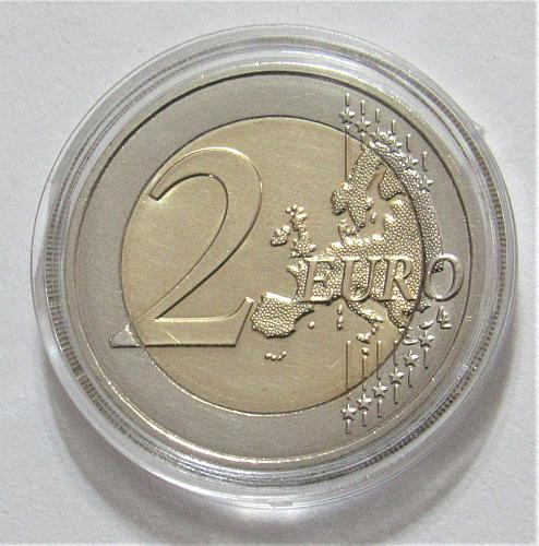 2016 Malta Commemorative 2 Euro - Ġgantija Temples Island of Gozo - Uncirculate