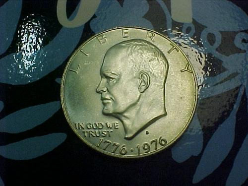 1976 S EISENHOWER DOLLAR           an26