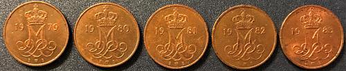 Denmark - 1979-1983 - 5 Ore [#1]