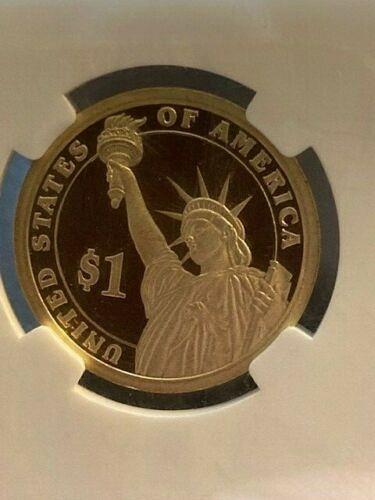 2008-S James Monroe Presidential Dollar. NGC PF 70 Ultra Cameo