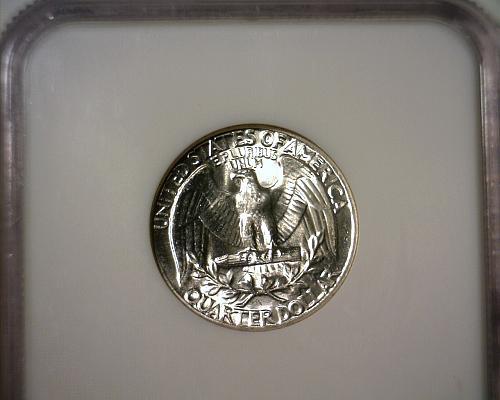 1962  SILVER WASHINGTON QUARTER  NGC MS-66   NICE LOOKING COIN!!