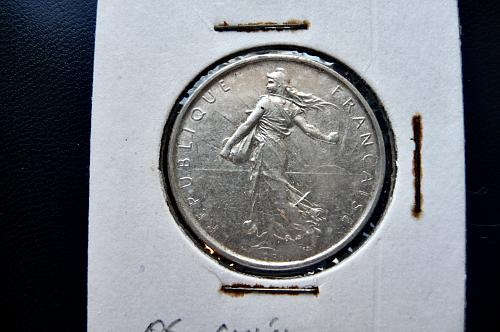 France  1961 5 Francs