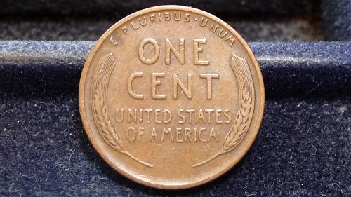 1936-D LINCOLN WHEAT CENT IN VERY FINE CONDITION  D-8-21