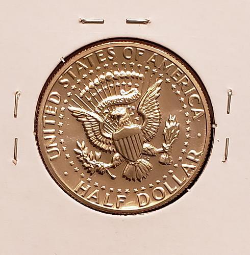 1973-S Kennedy Half Dollar