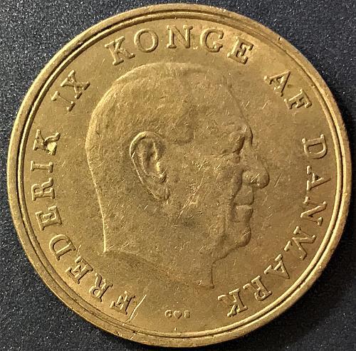 Denmark - 1961 - 5 Kroner