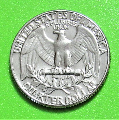 1968-D 25 Cents - Washington Quarter
