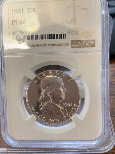 1948 - 1963  full set franklin half dollars