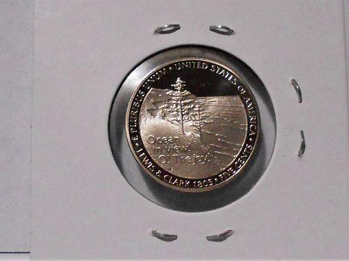 2005 S Proof Jefferson ocean in view nickel 05