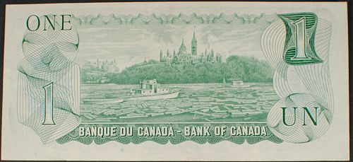 Canada P85a Dollar XF