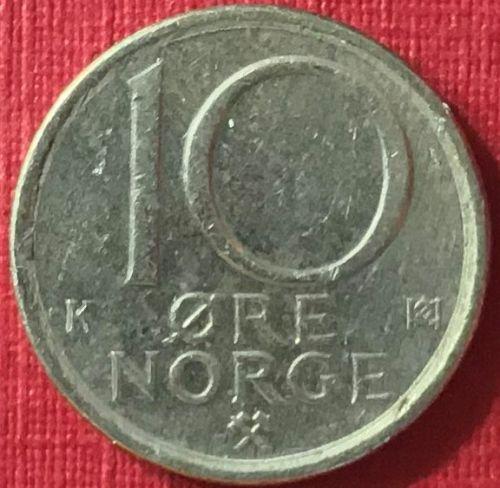 Norway - 1983 - 10 Ore
