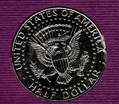 2011 D Kennedy Half Dollars -#3
