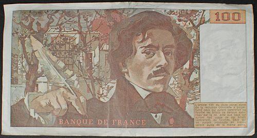 France P153 100 Francs VF