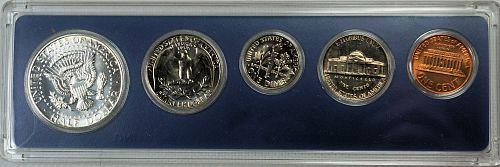 1966 US Mint Set - SMS