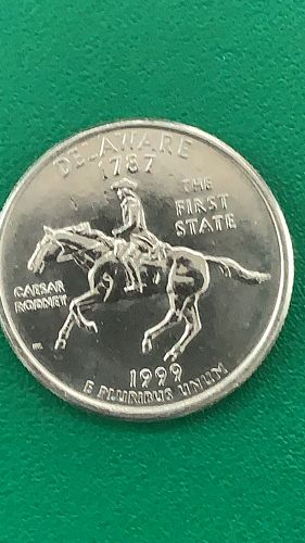 1999 D Delaware