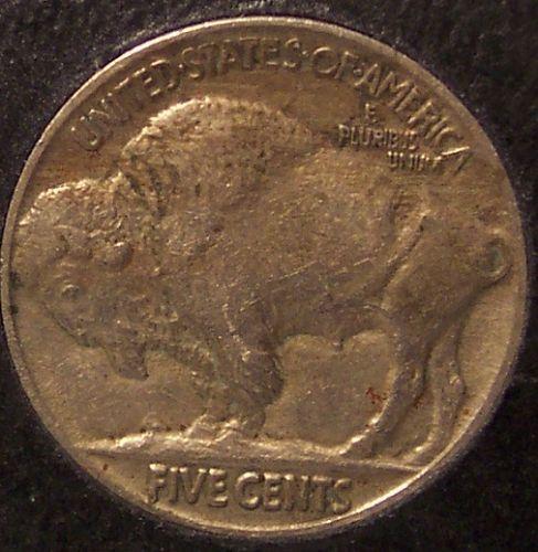 1916 Buffalo Nickel EF+ #0153