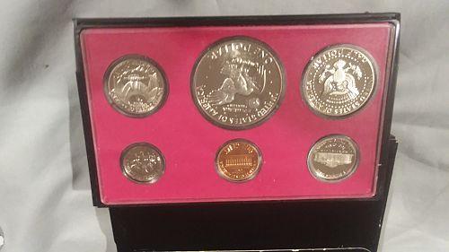 US Mint Proof set, 1977