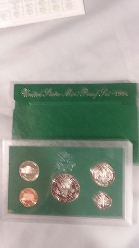 US Mint Proof set, 1994S