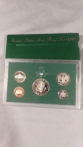 US Mint Proof set, 1997S