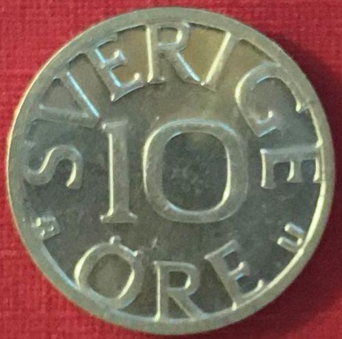 Sweden - 1984 - 10 Ore [#2]