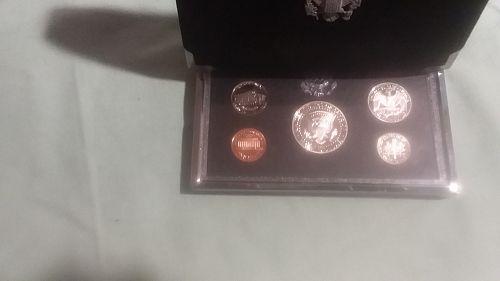US Mint Premier Silver, 1995S
